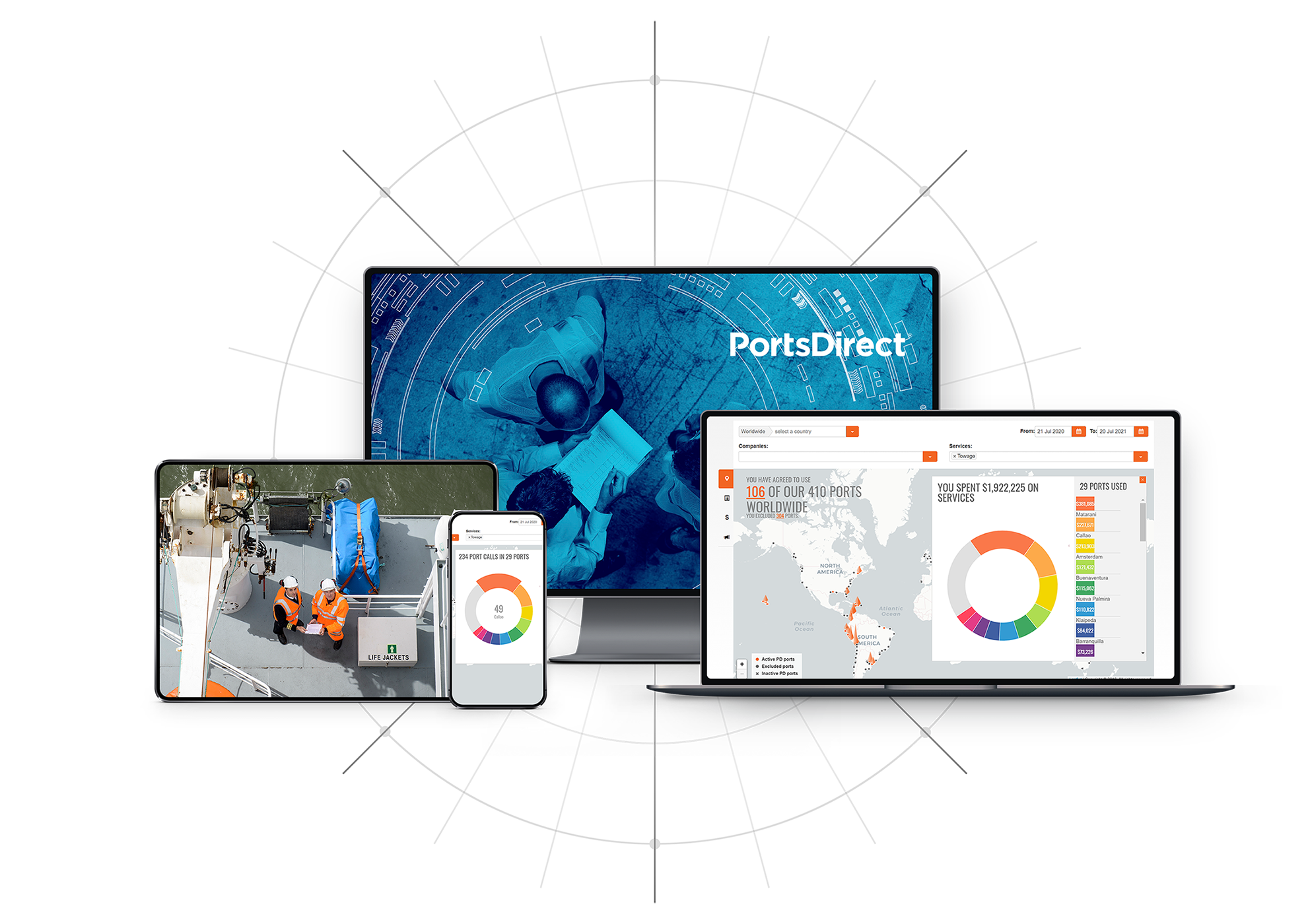 PortsDirect | Harbour Towage Discounts